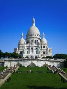 paris churches and cathedrals