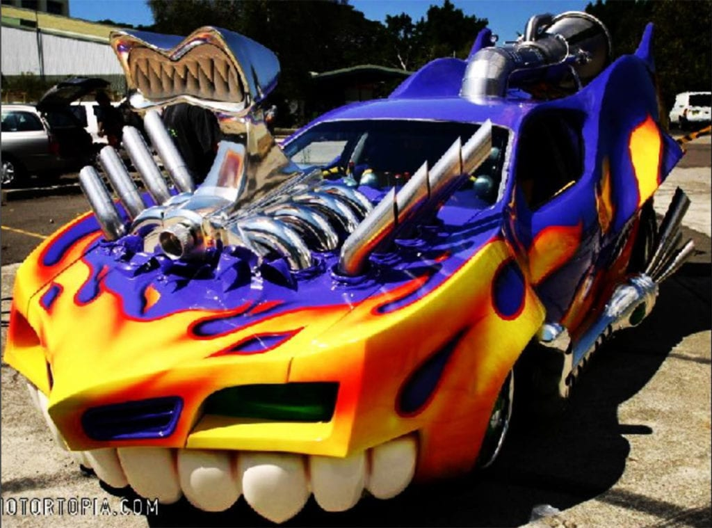 20 Ridiculous Cars That You May See on the Road