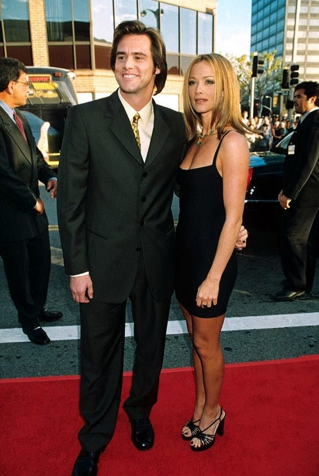 shortest celebrity marriages jim carrey and lauren holly
