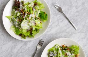 Spring Greens Vegetarian Salads