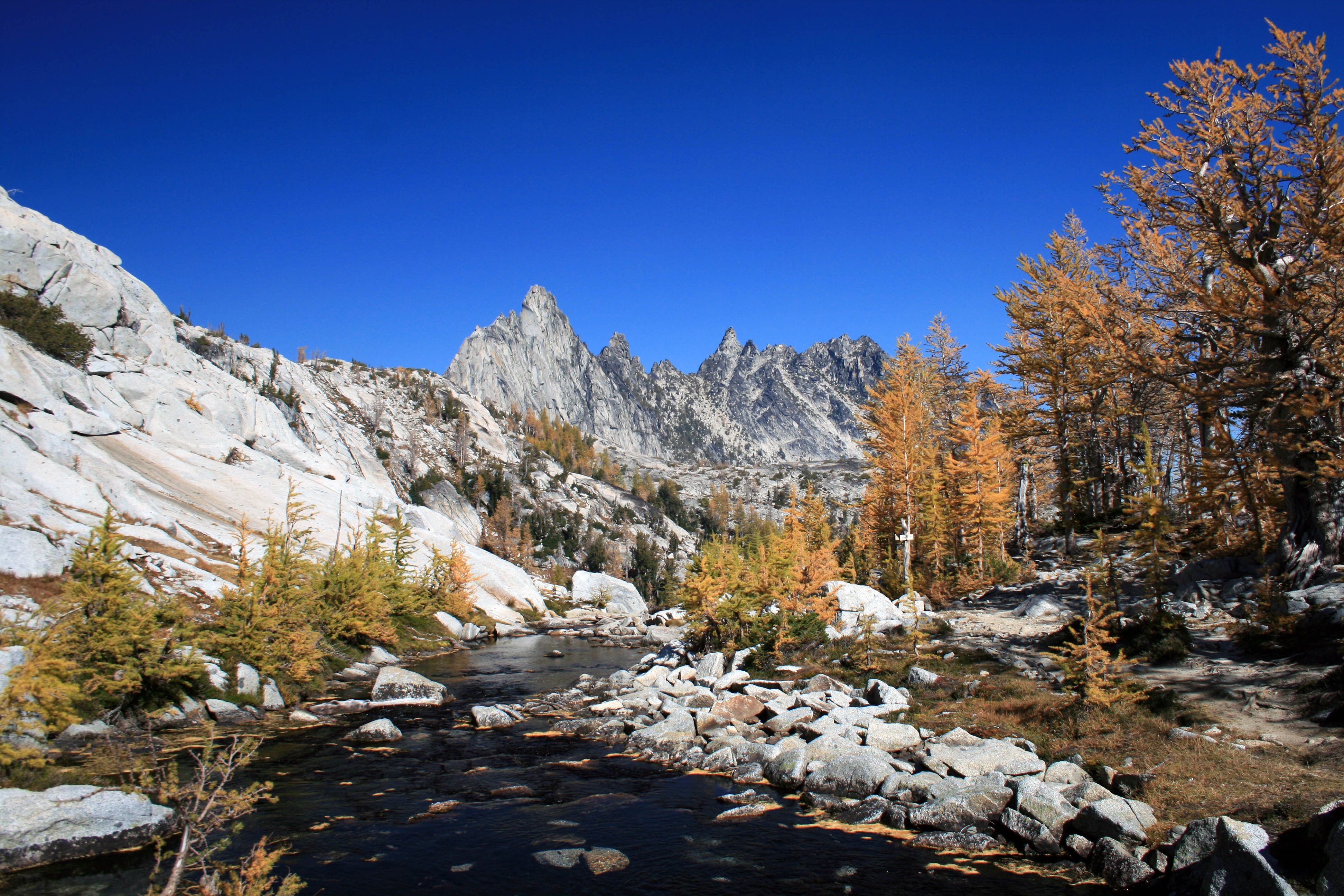 Best hikes in the US Enchantments Prusik Peak