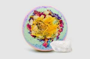 CBD Products Flowerchild Bath Bomb