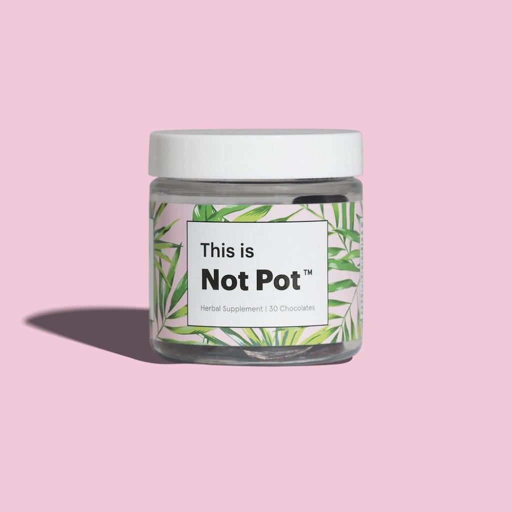 CBD Products Not Pot Chocolate