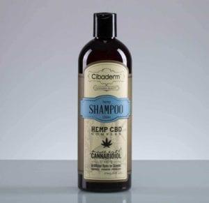 CBD Products Cibaderm Shampoo