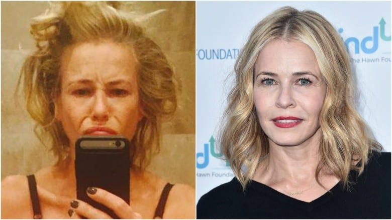 Celebrities Without Makeup Chelsea Handler