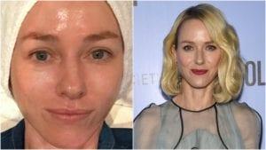Celebrities Without Makeup Naomi Watts