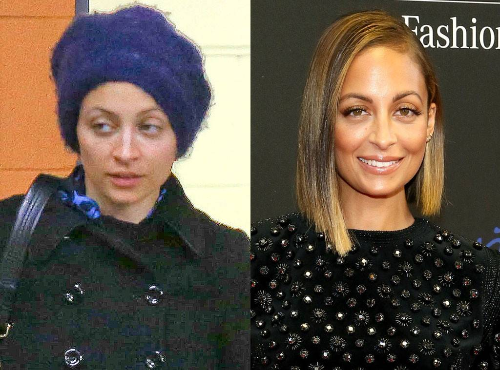Celebrities Without Makeup Nicole Richie