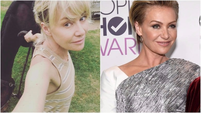 Celebrities Without Makeup Portia de Rossi