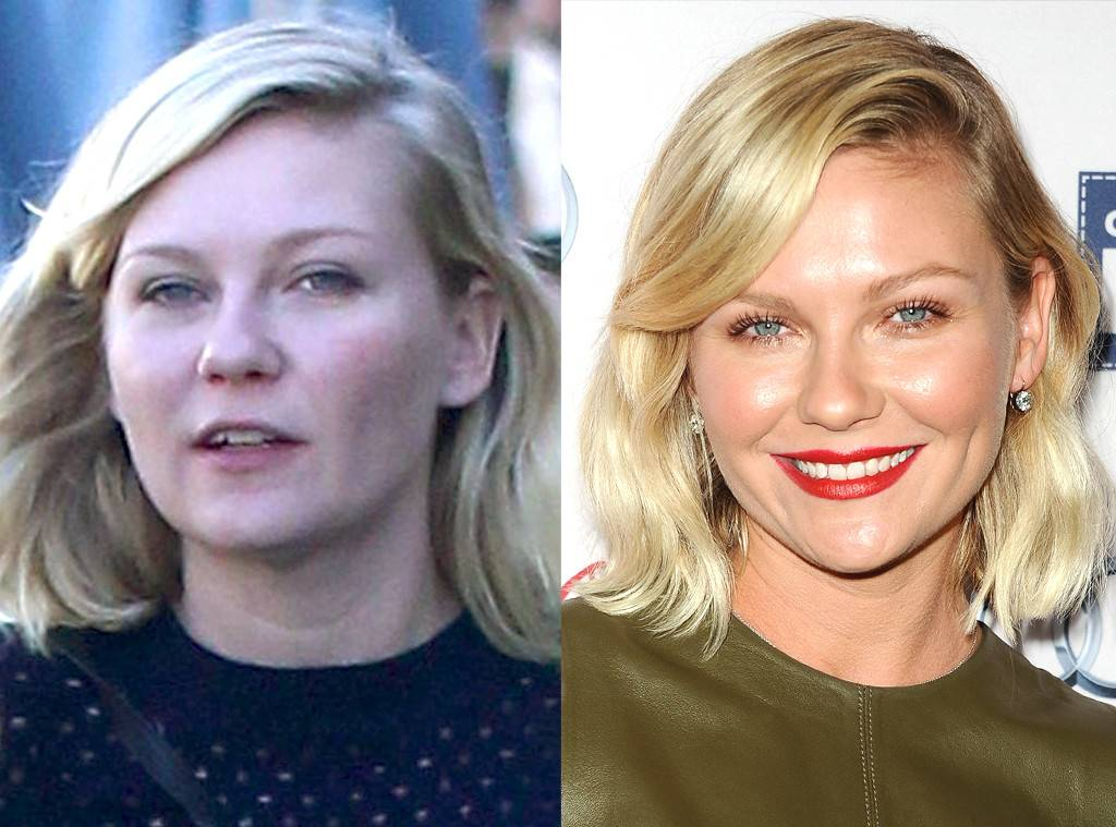 Celebrities Without Makeup Kirsten Dunst