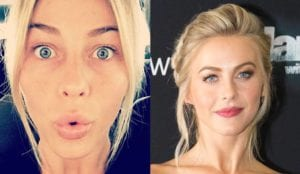 Celebrities Without Makeup Julianne Hough