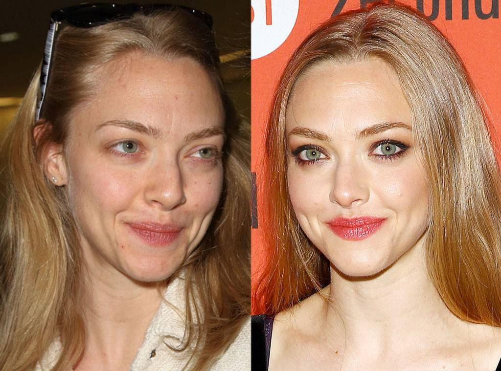 Celebrities Without Makeup Amanda Seyfried