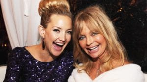 Celebrity mothers and daughters