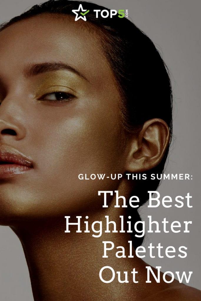 Best Highlighter Palettes - Pinterest