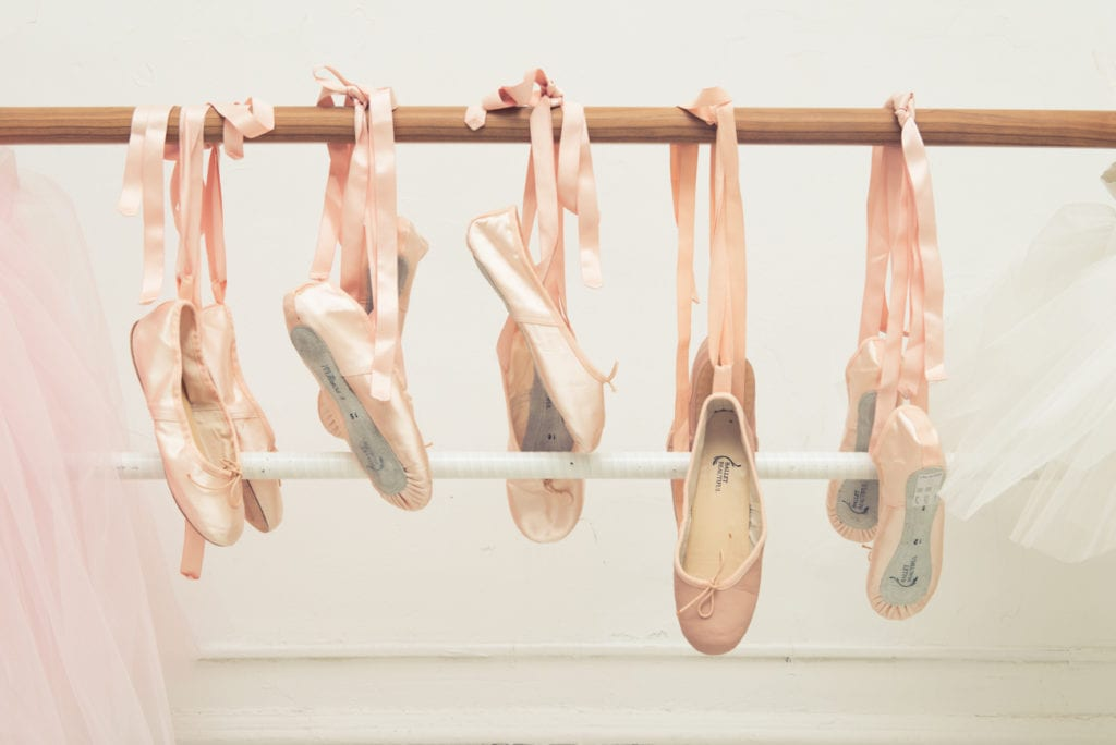 Achieve a Summer-Ready Tummy (and Ab Exercise Greatness), Thanks To Ballet