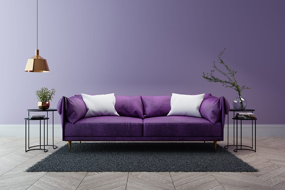Fill Your Home With A Cosmic Explosion: 12 Ways To Introduce Ultra Violet To Your Home