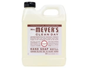 Save money - hand soap