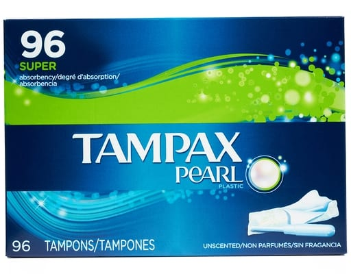 Save money - tampons