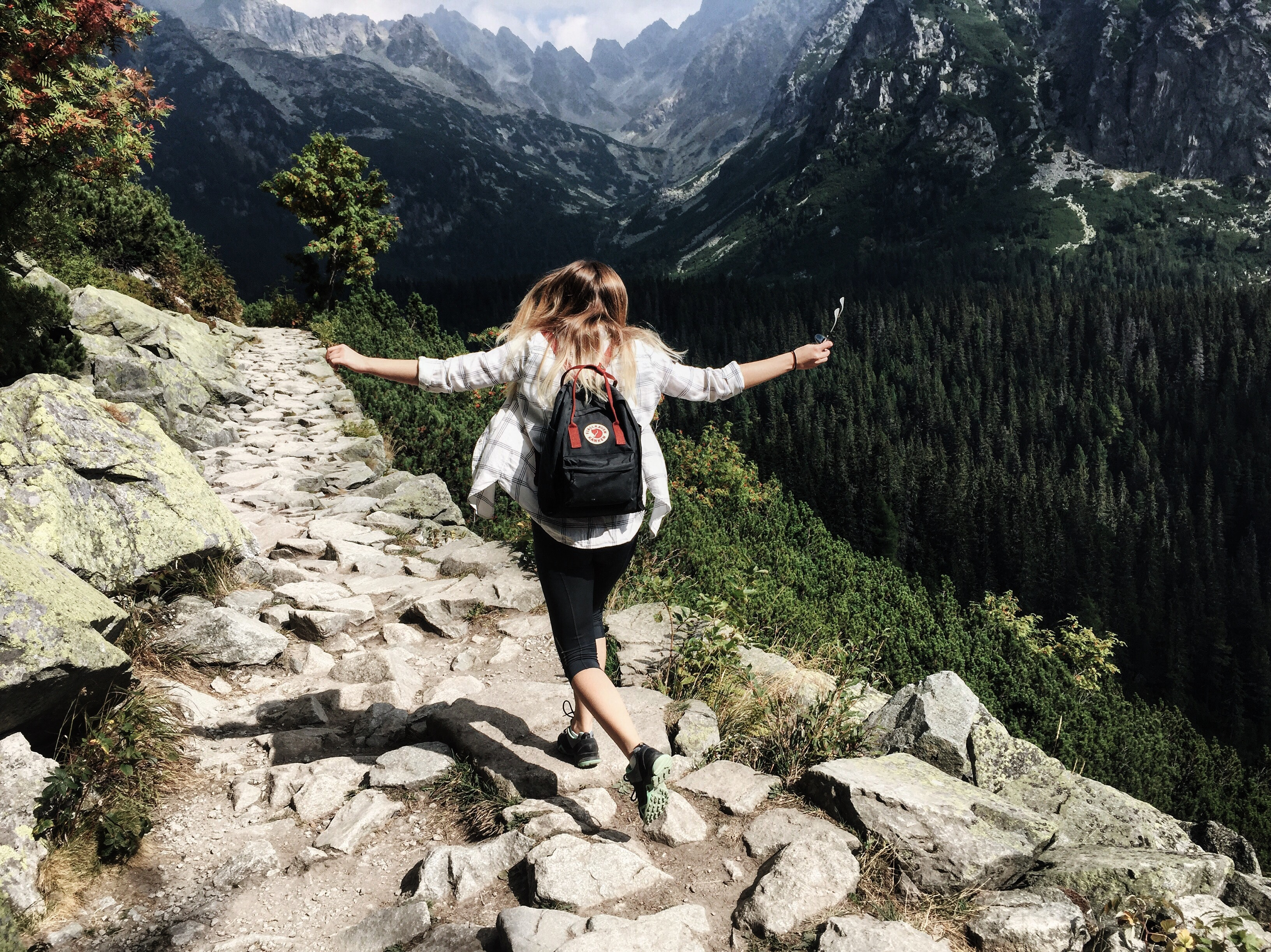 Summer Vacation Ideas Hiking