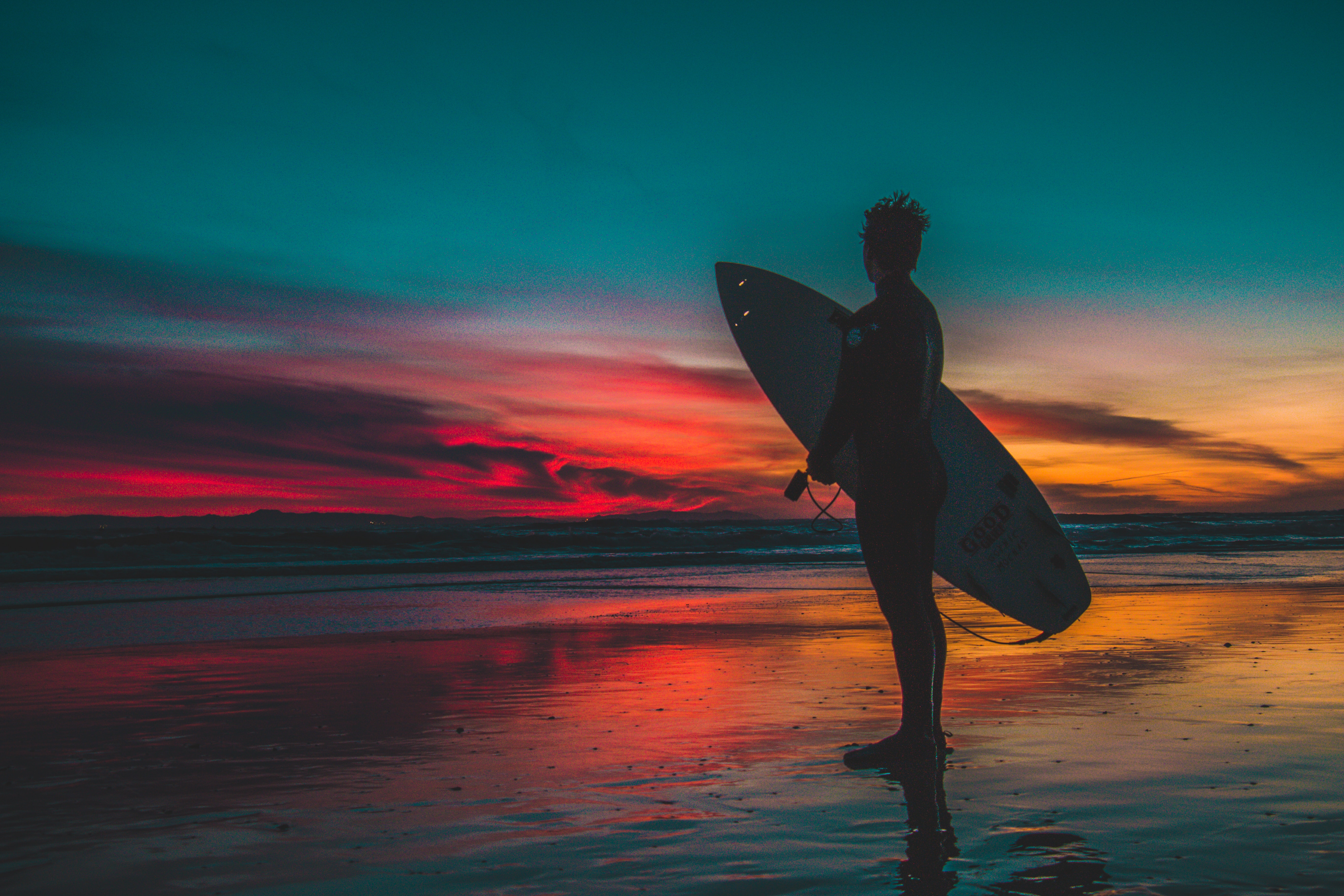 Summer Vacation Ideas Surfing