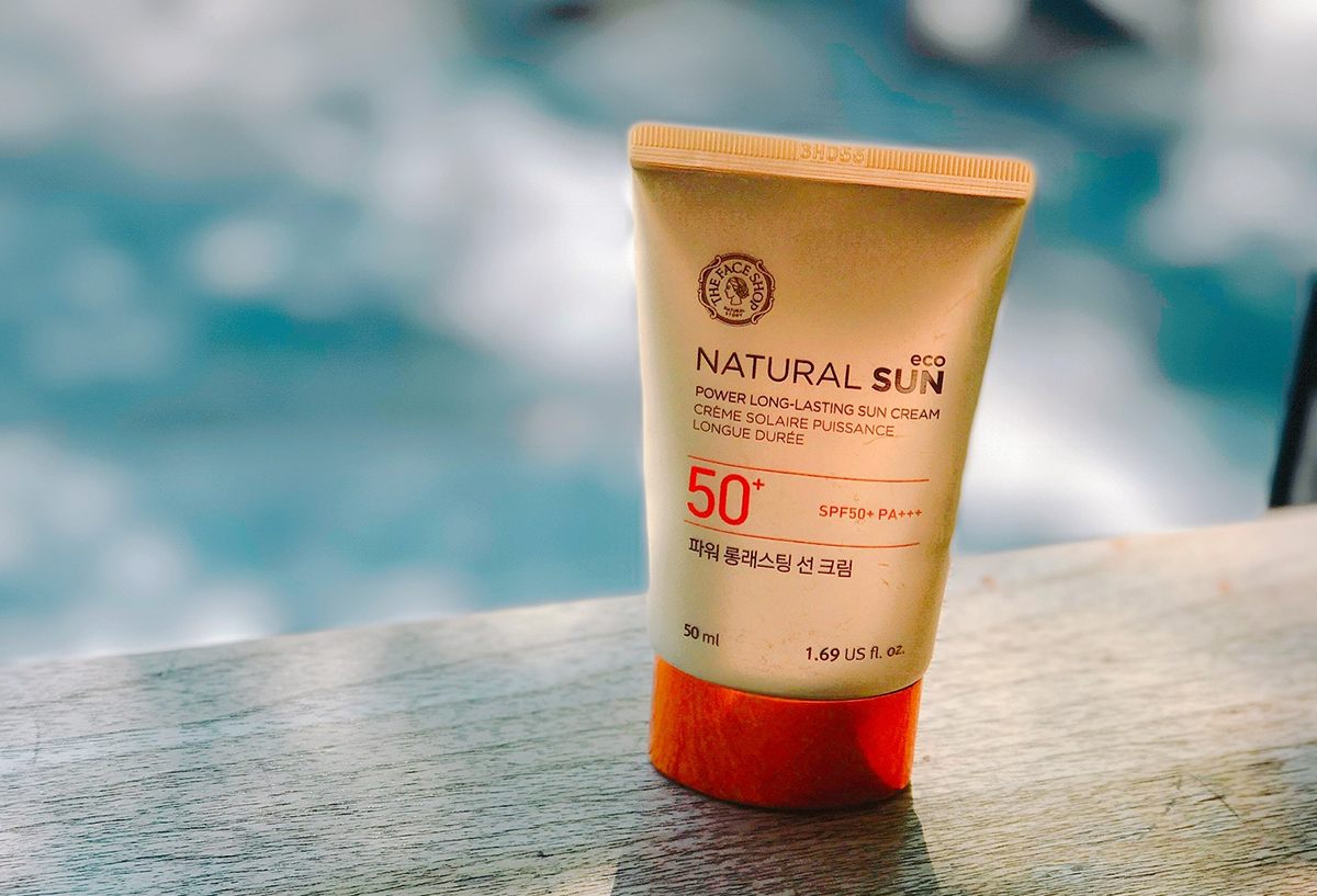 music festival survival kit sunscreen