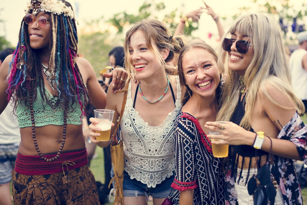 A Guide To Stylish Sustainable Festival Fashion