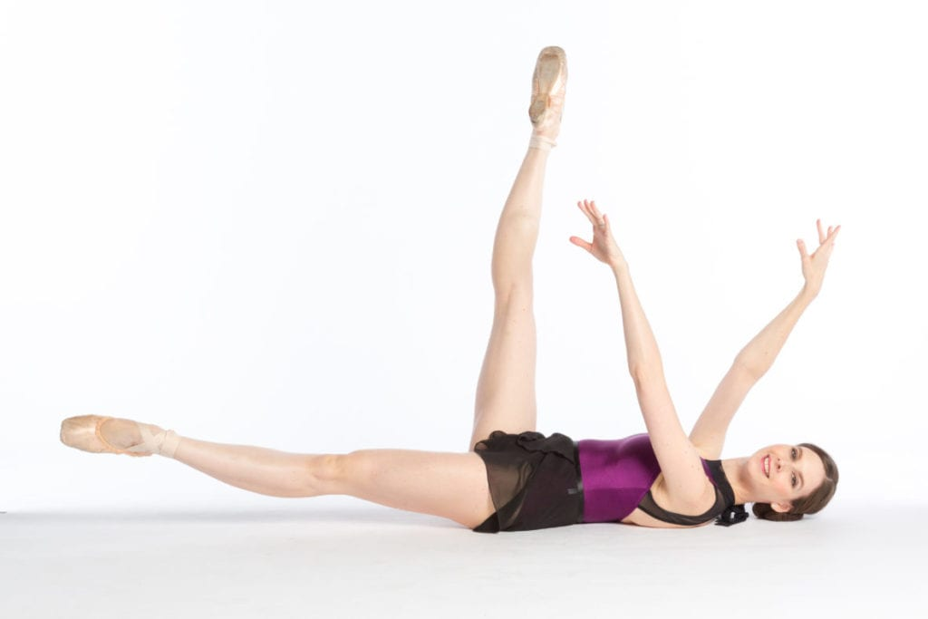 Ab Exercise Ballet Extension