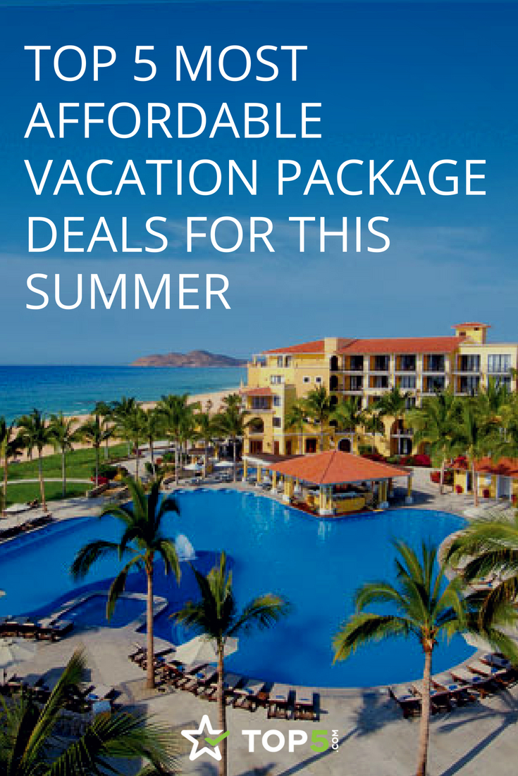 affordable vacation package Pinterest