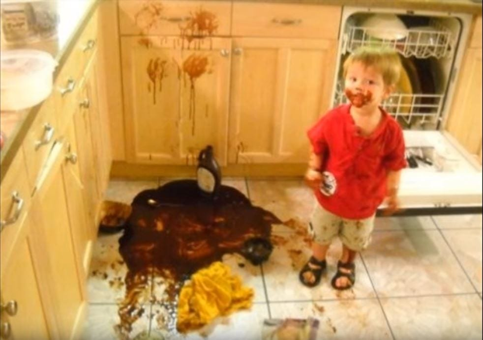 bad kids messy