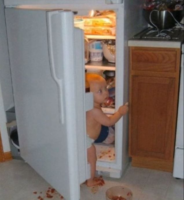 bad kids fridge