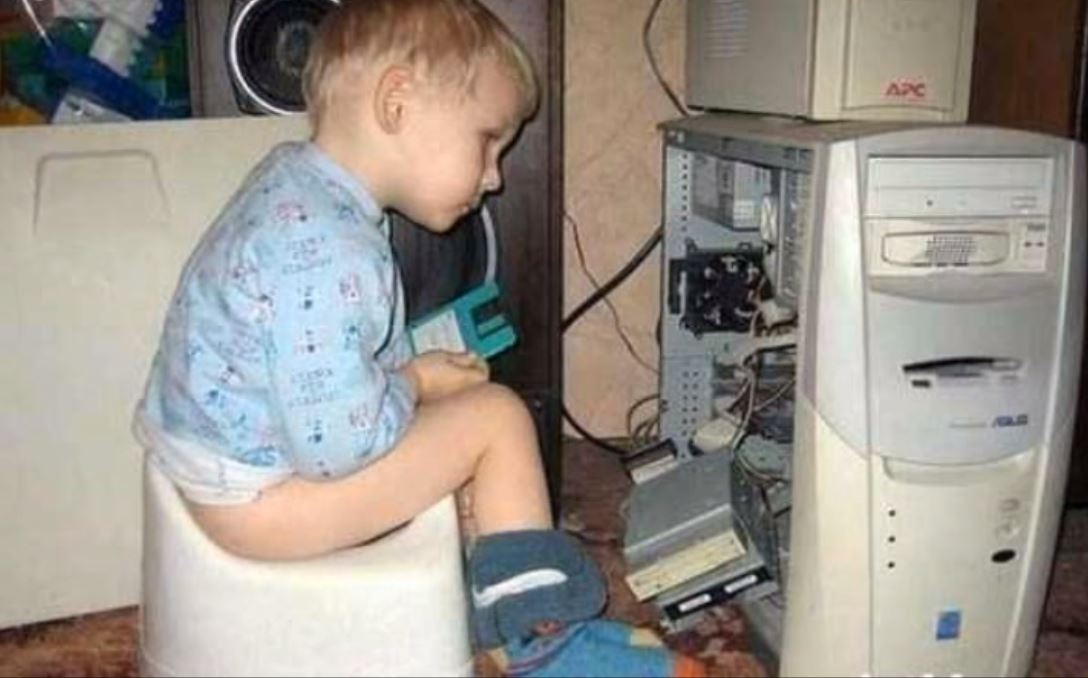 bad kids computer