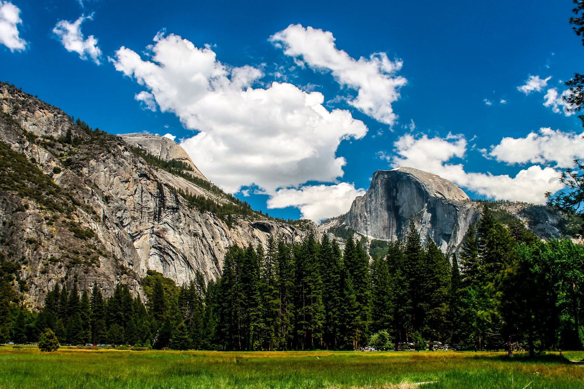 best hikes in the US Yosemite