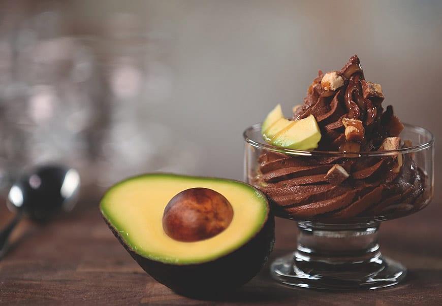 Bizarre Food Combinations Chocolate Avocado