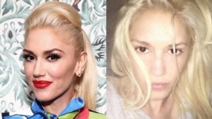 Celebrities Without Makeup Gwen Stefani