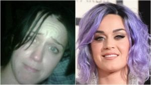Celebrities Without Makeup Katy Perry