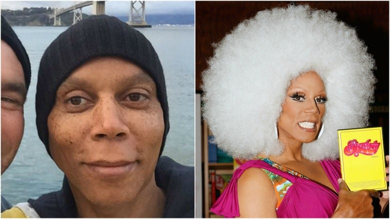Celebrities Without Makeup RuPaul