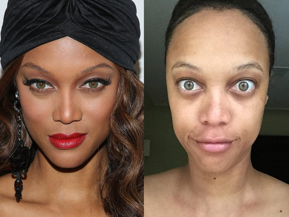 Can You Make Out These Celebrities Without Makeup? These Stars Will Shock You!