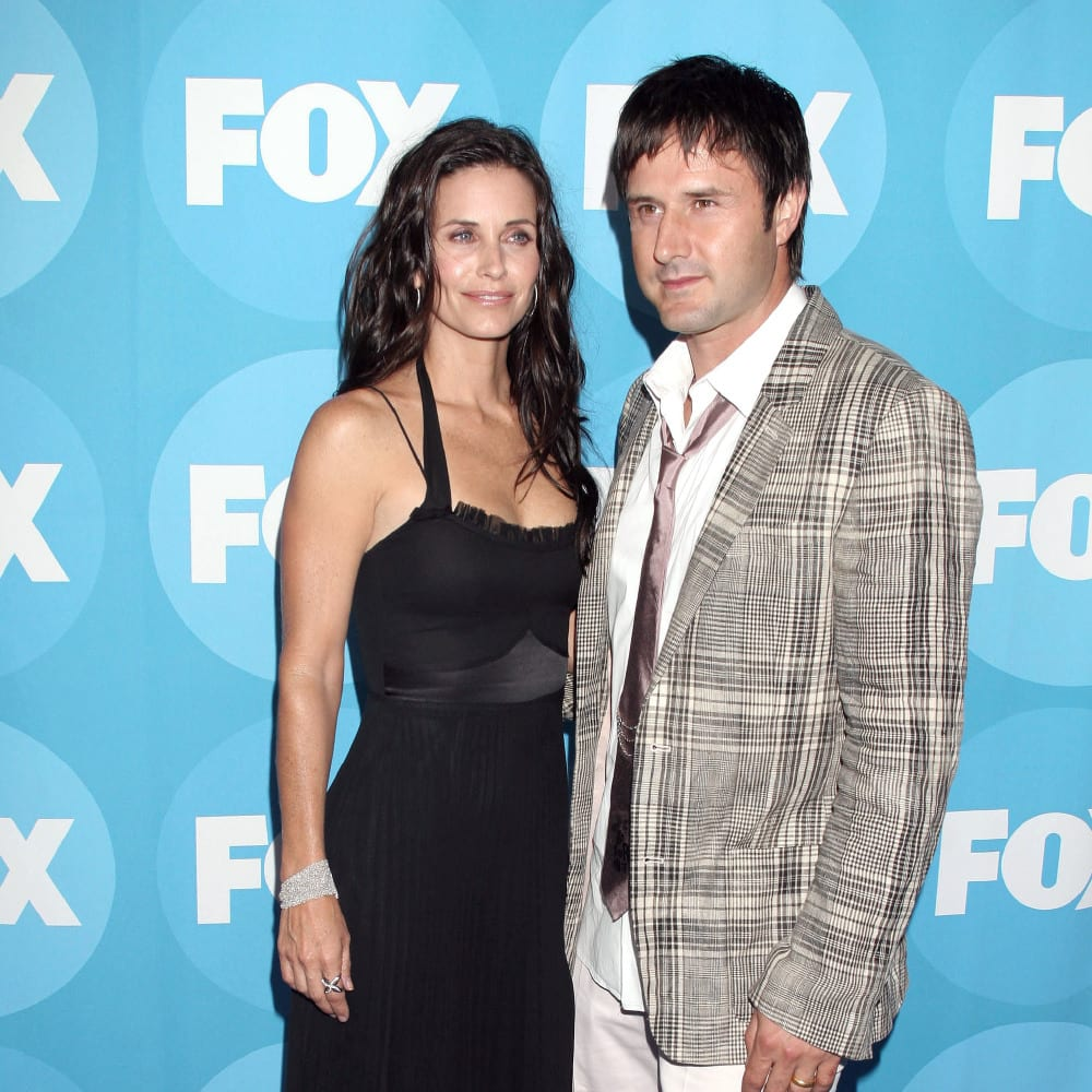 celebrity breakups Courteney Cox David Arquette