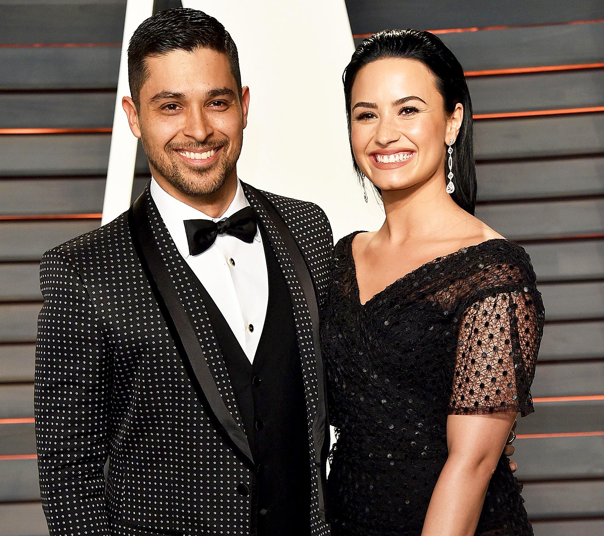 celebrity breakups Demi Lovato Wilmer Valderrama