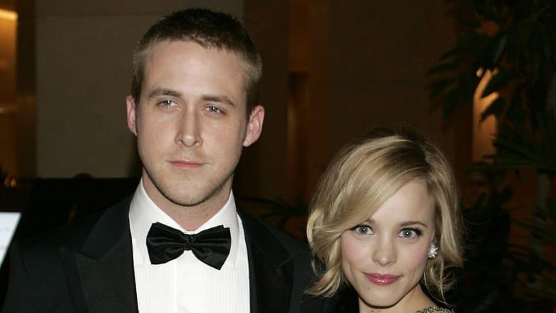 celebrity breakups Gosling McAdams