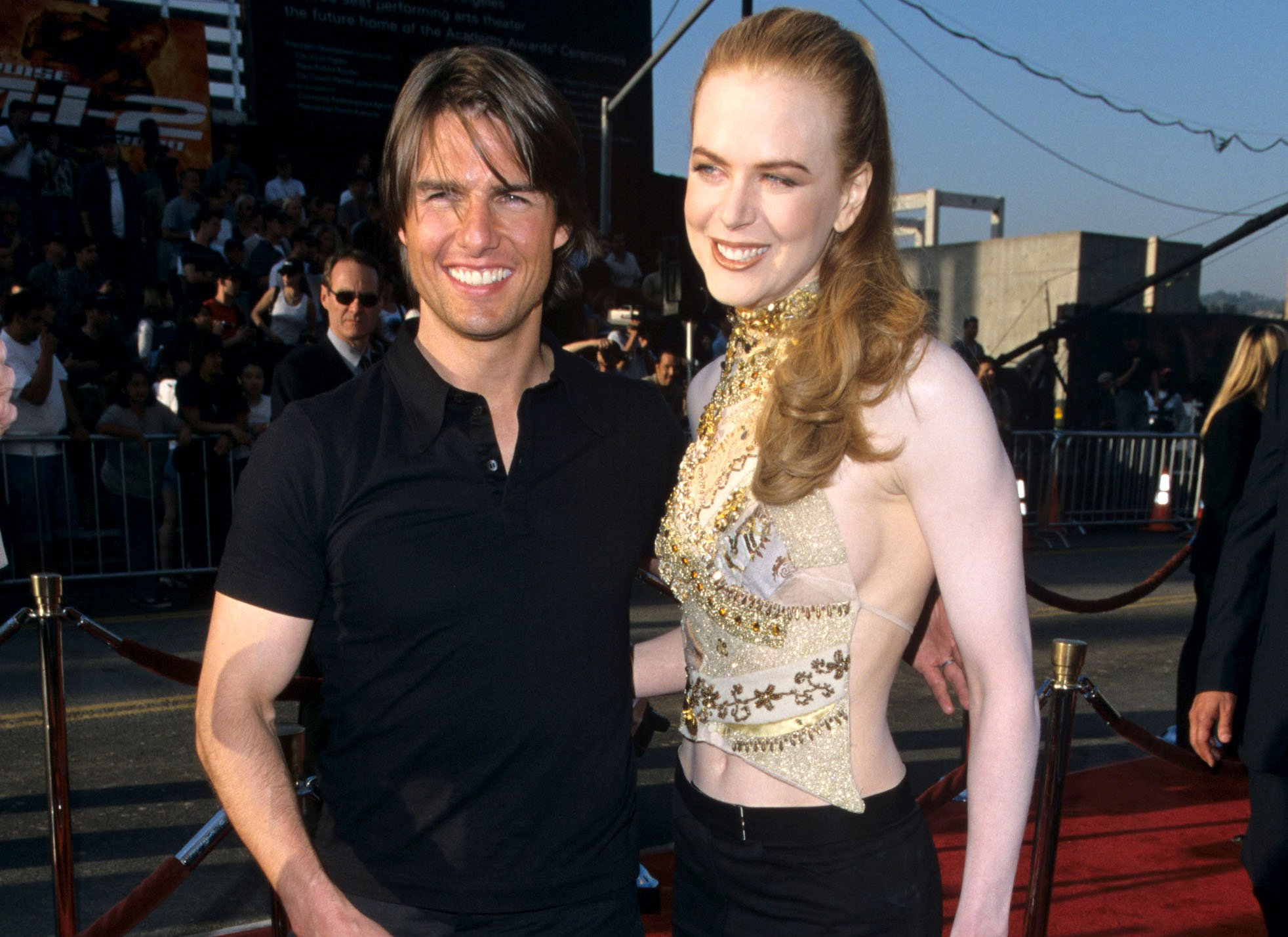 celebrity breakups Tom Cruise Nicole Kidman