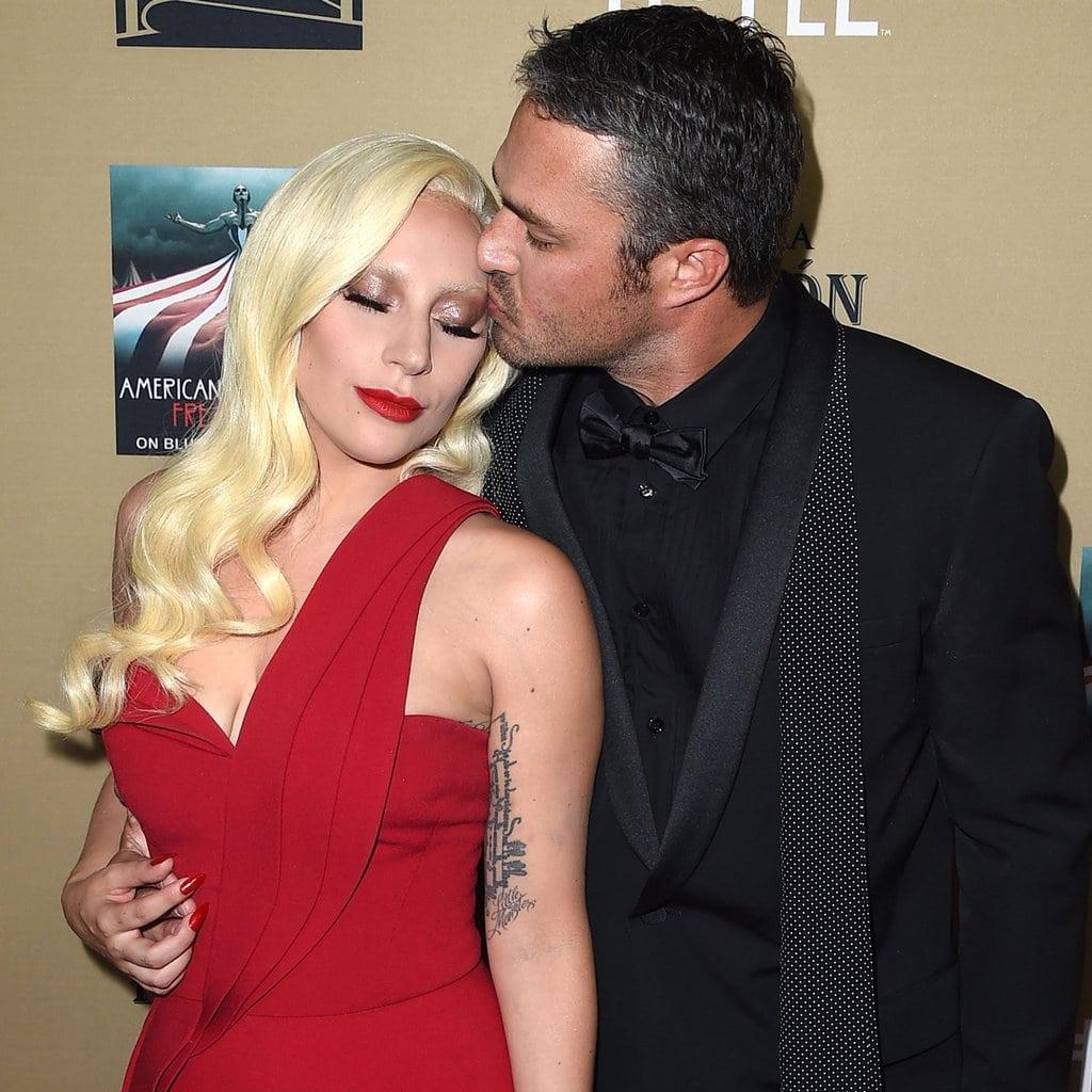 celebrity breakups Taylor Kinney Lady Gaga