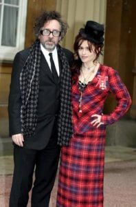 celebrity breakups Tim Burton Helena Bonham Carter
