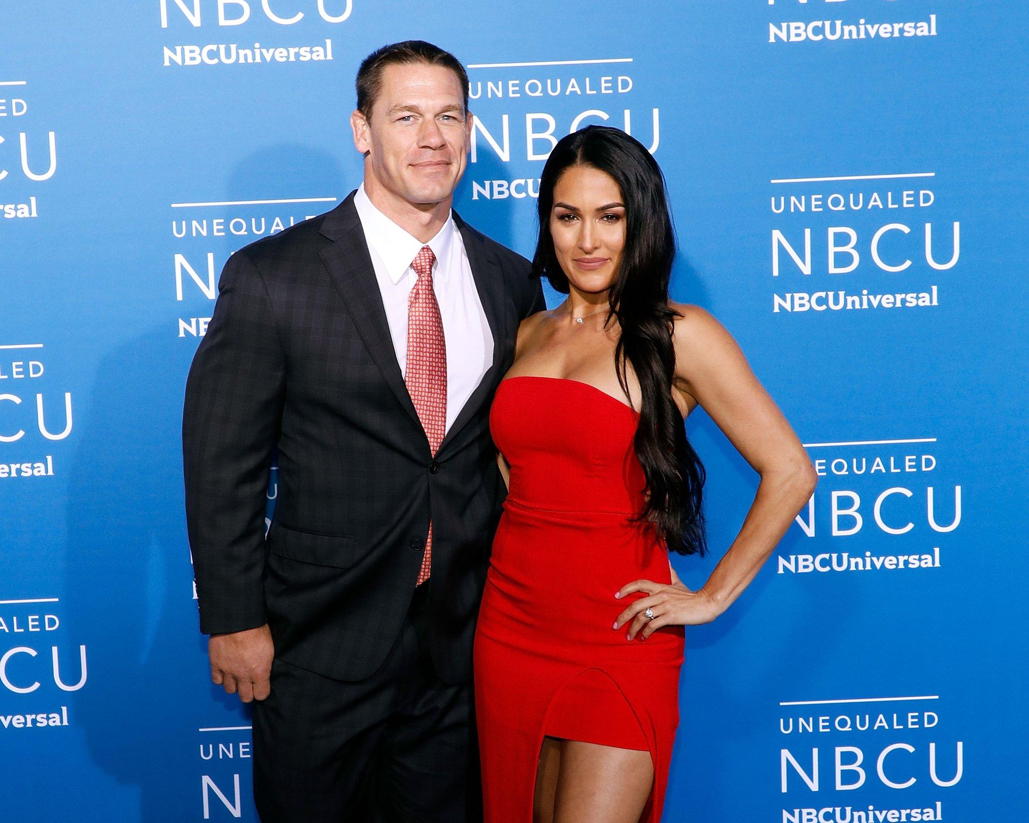 celebrity breakups Nikki Bella John Cena