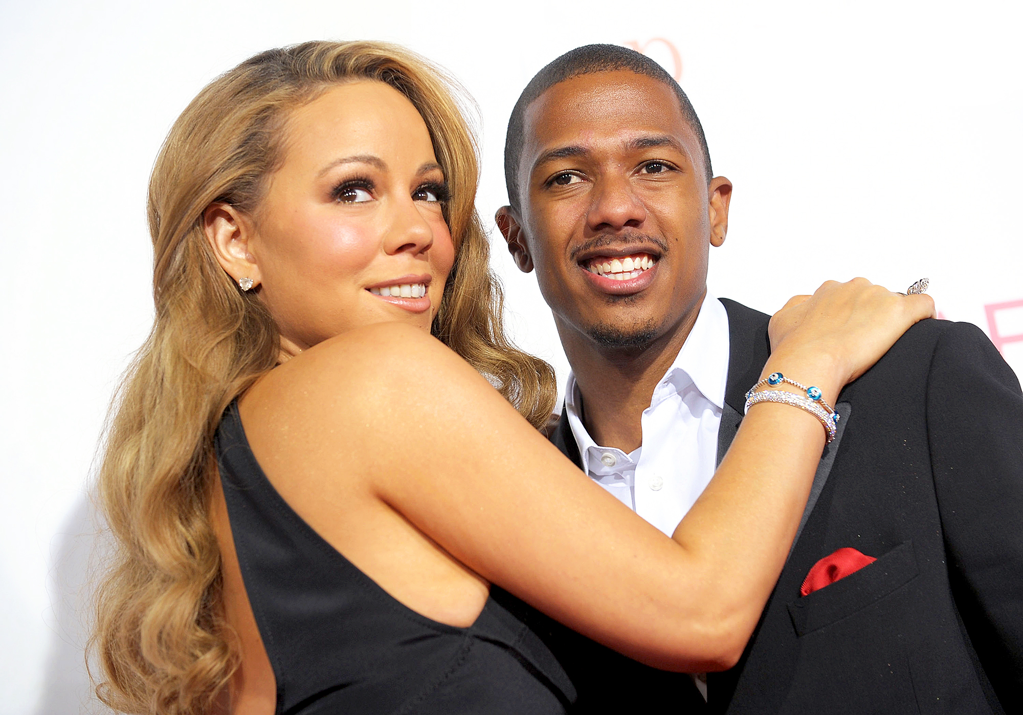 celebrity breakups Nick Cannon Mariah Carey