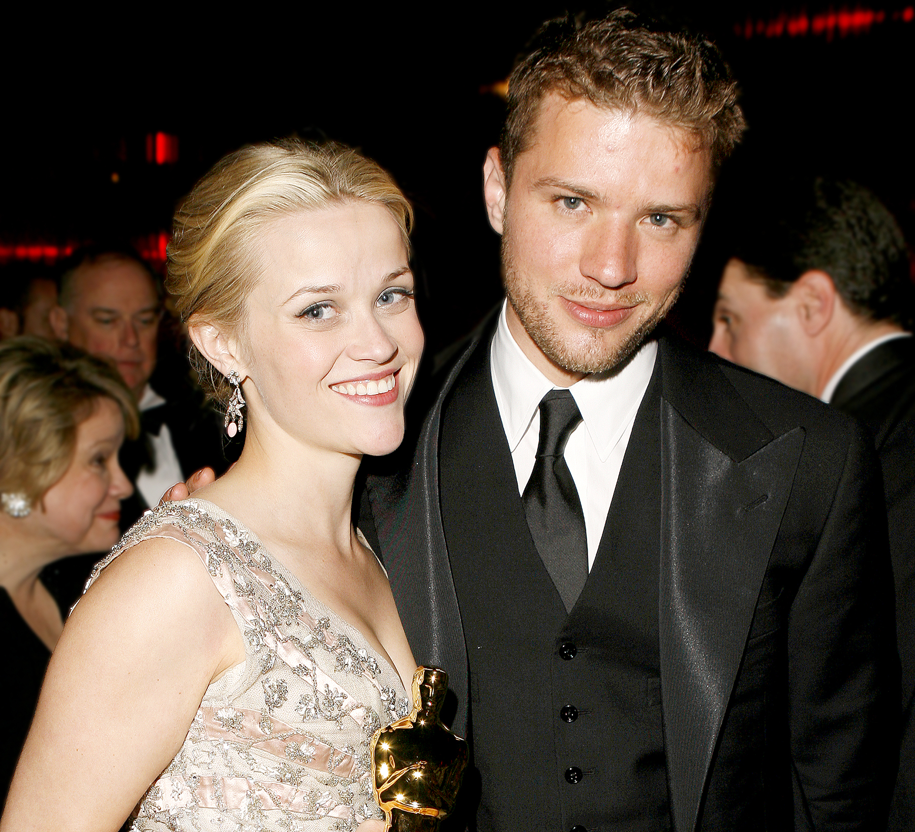celebrity breakups Reese Witherspoon Ryan Phillippe