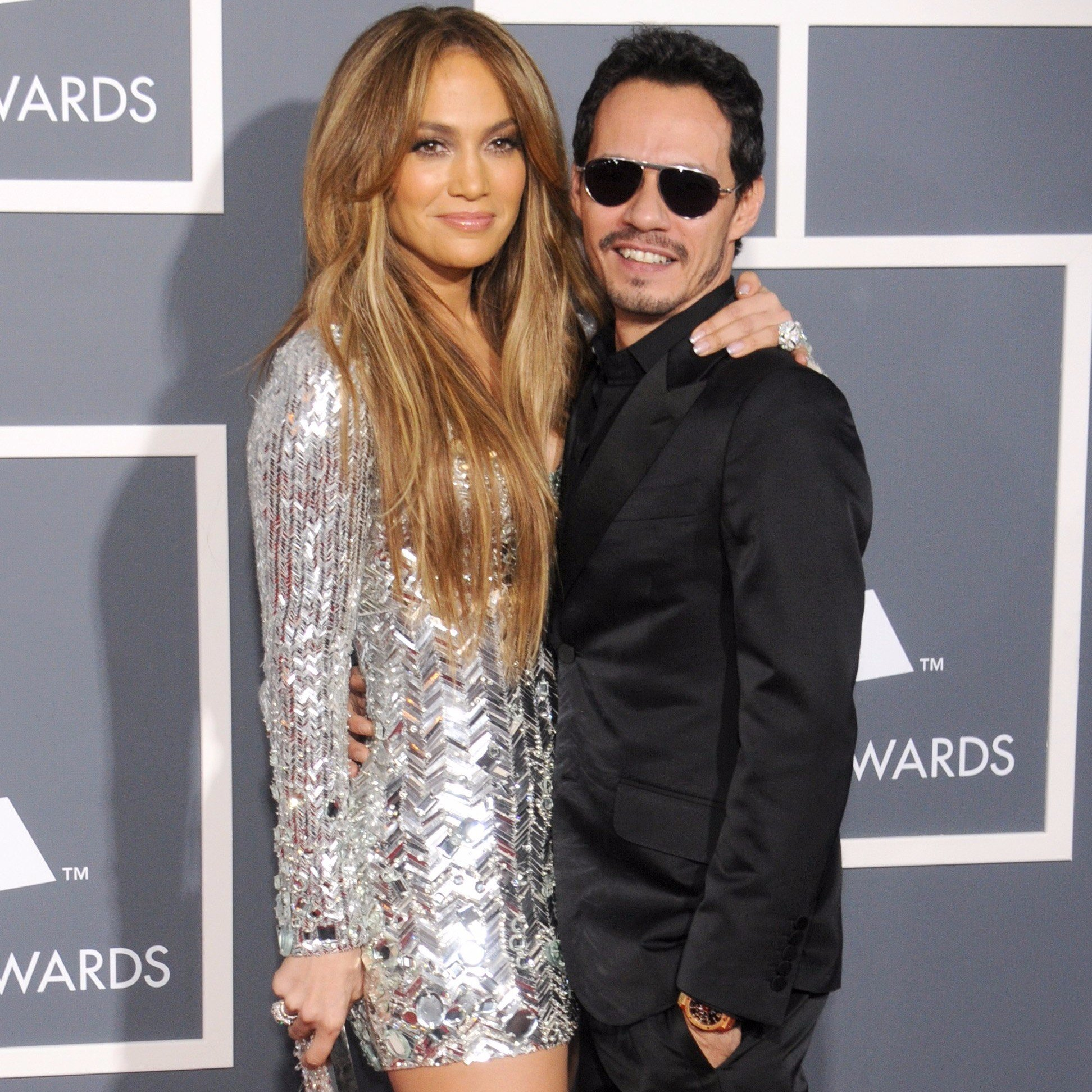celebrity breakups Jennifer Lopez Marc Anthony