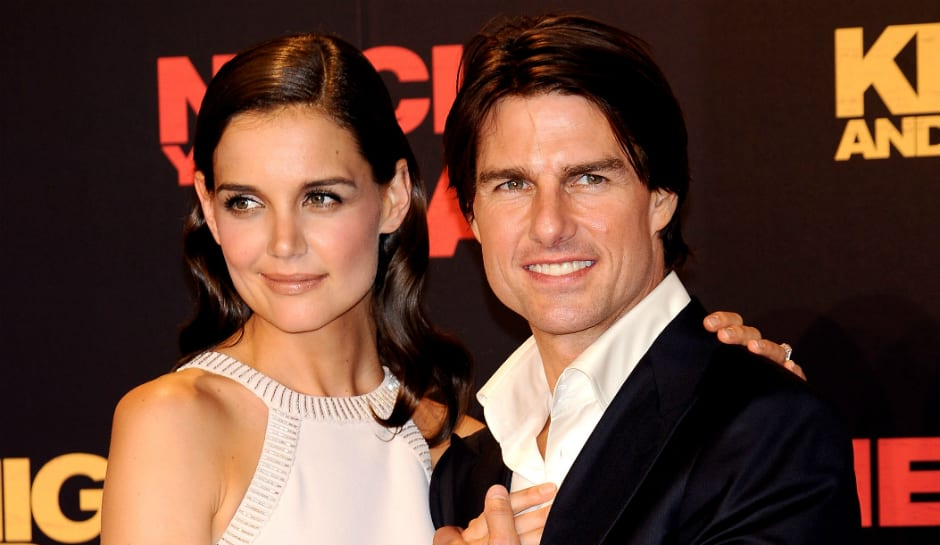 celebrity breakups Katie Holmes Tom Cruise