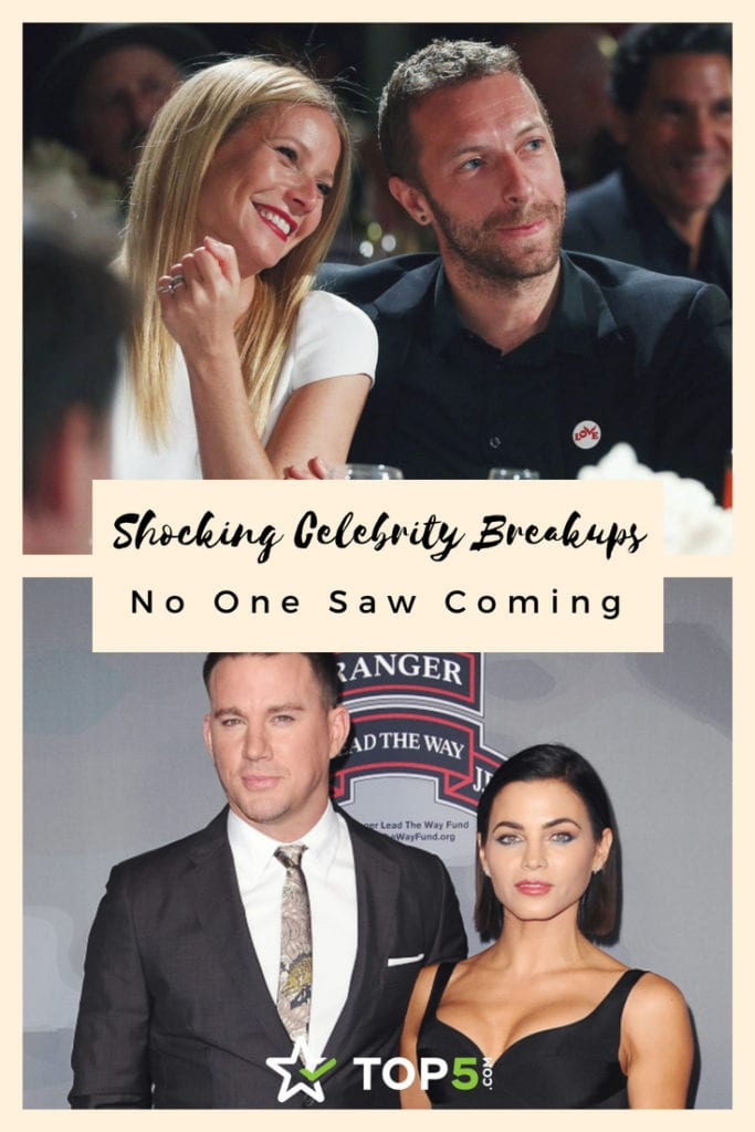 celebrity breakups - Pinterest