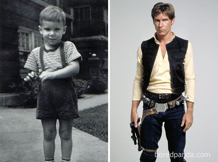 Celebrity Photos - Harrison Ford