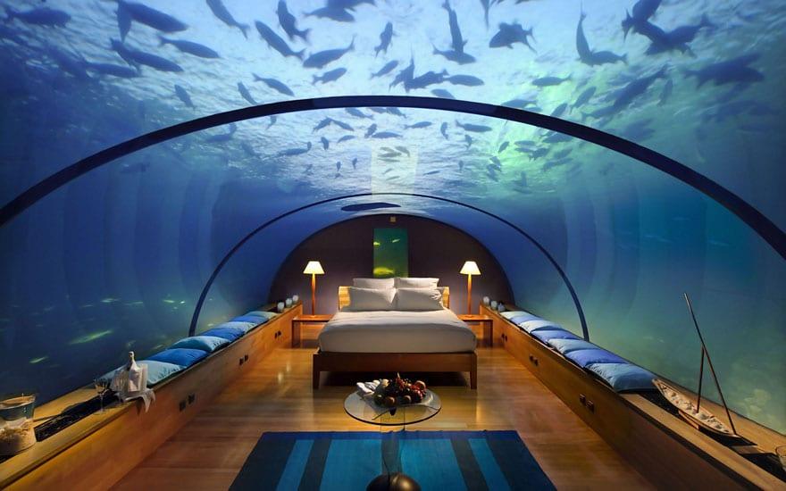 hotels Conrad Maldives Hilton Hotel